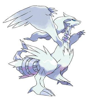 Reshiram Artwork