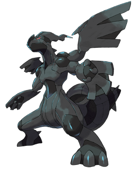 Zekrom Artwork