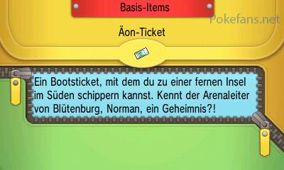 Äon-Ticket