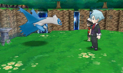 Latios in OR