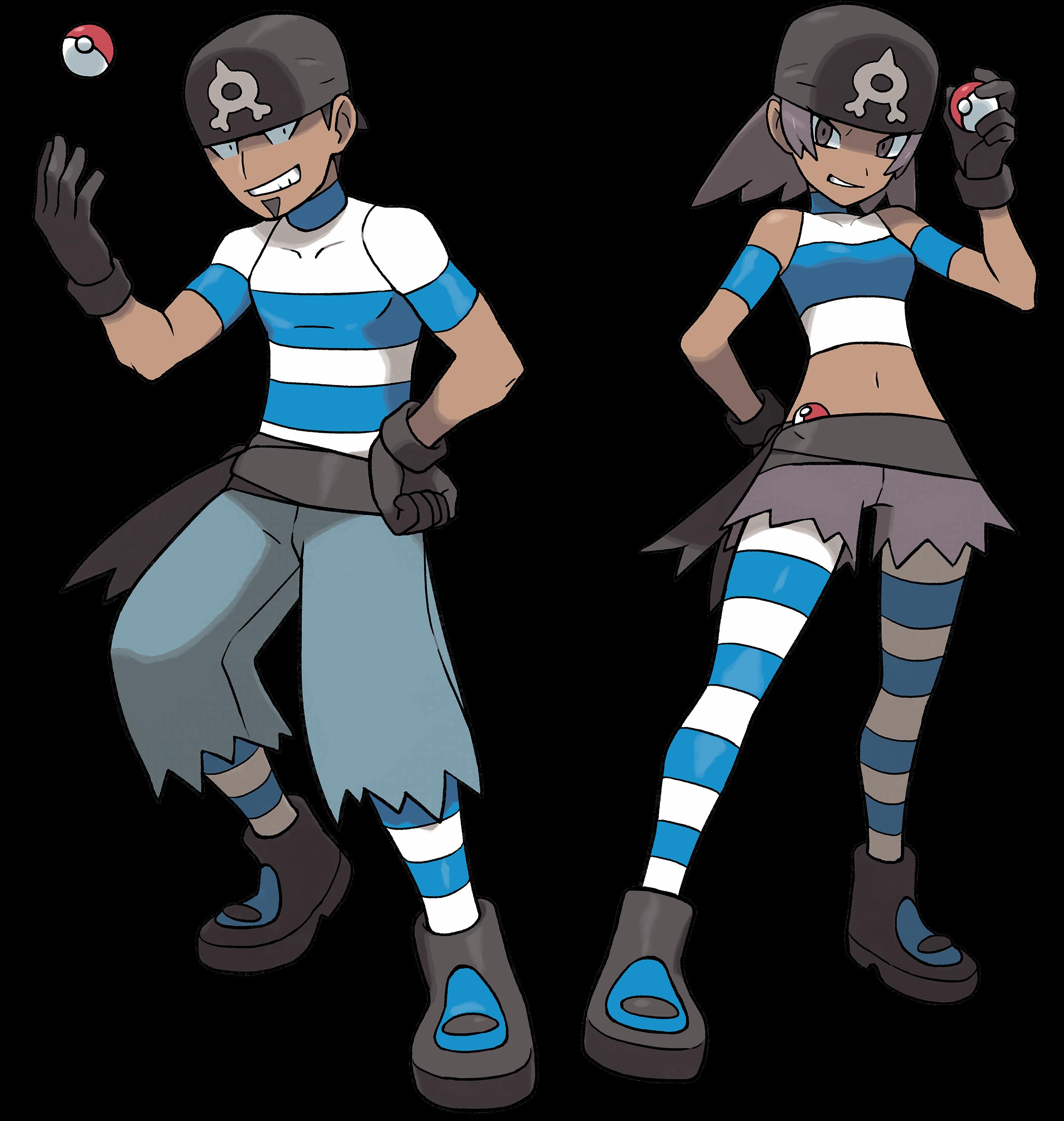 Team Aqua-Rüpel