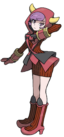 Magma admin courtney pokemon sop - 3 1
