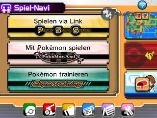 Spiele-Navi