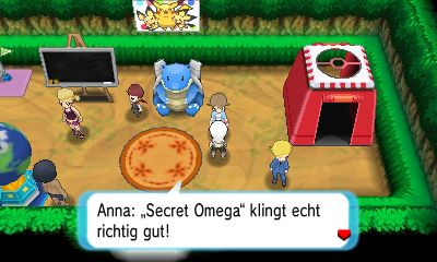 Screenshot aus ORAS