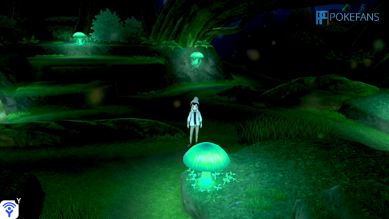 Screenshot aus Pokémon Schwert und Schild