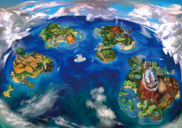 Best Nature For Stoutland Sun And Moon