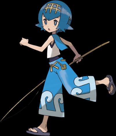 Pokemon serie charaktere