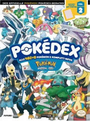 Pokémon Pokédex-Berater - Volume 2