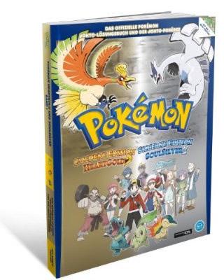 offizielles Lösungsbuch zu Pokémon Heartgold/Soulsilver - Band 1