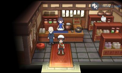 Kräuterladen