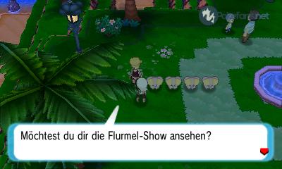 Flurmelshow