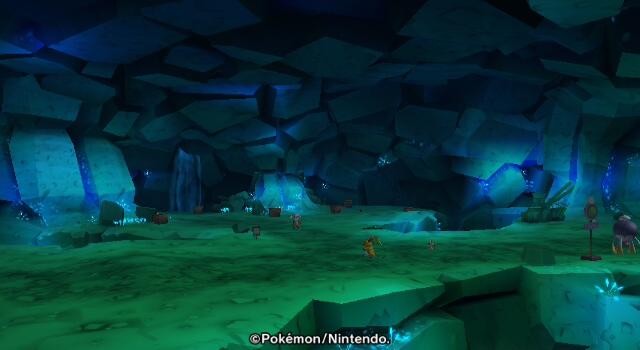 Die Höhlenzone