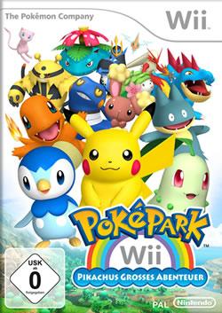 Packshot von Poképark Wii