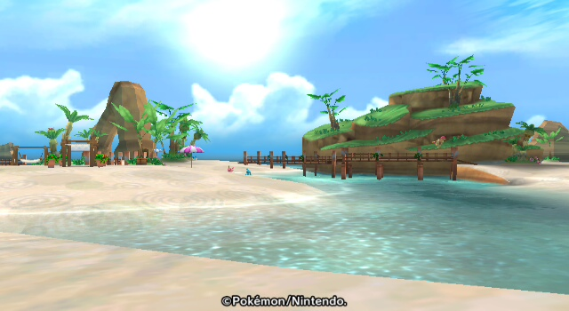 Die Strandzone