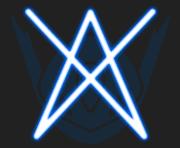 Das Ranger-Symbol von Latios/Latias