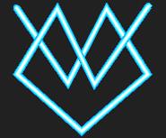 Das Ranger-Symbol von Mewtu