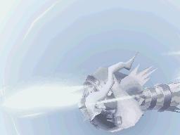 Die Kugel wird zu Reshiram (Pokémon Schwarz)