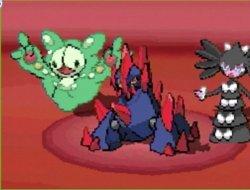 neue Pokémon aus den Schwarz/Weiß-Editionen