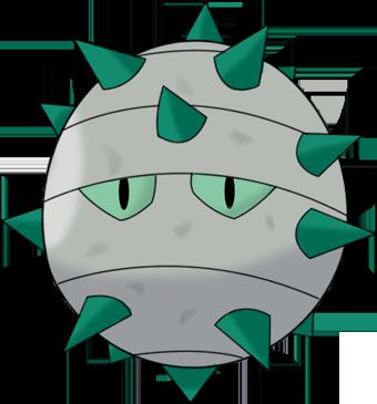 Pokémon aus Schwarz-Weiß