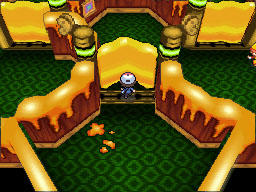 Die Arena in Stratos City in Pokémon Schwarz und Weiß