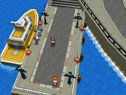 Hafen in Stratos City