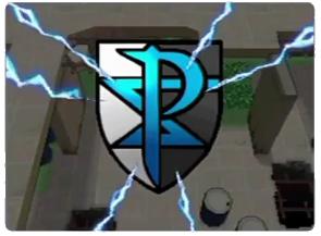Das Emblem von Team Plasma