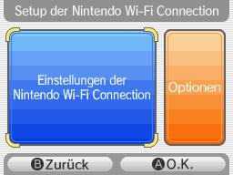 Wi-Fi-Einstellungen