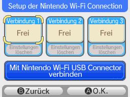 Wählen einer Verbindung