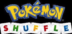 Pokémon Shuffle Logo
