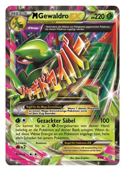 Kartenvorschau Auf Xy7 Pokémon Sammelkarten Tcg