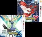 Pokémon X und Pokémon Y (Cover)