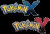 Das Logo von Pokémon X und Y