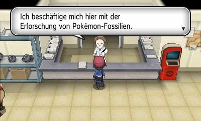 Pokemon Fossilien