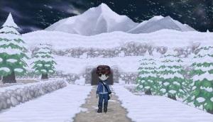 Die Frosthöhle