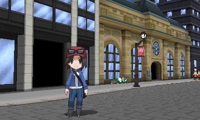 Ein Gebäude, wie es auch in Paris stehen könnte.