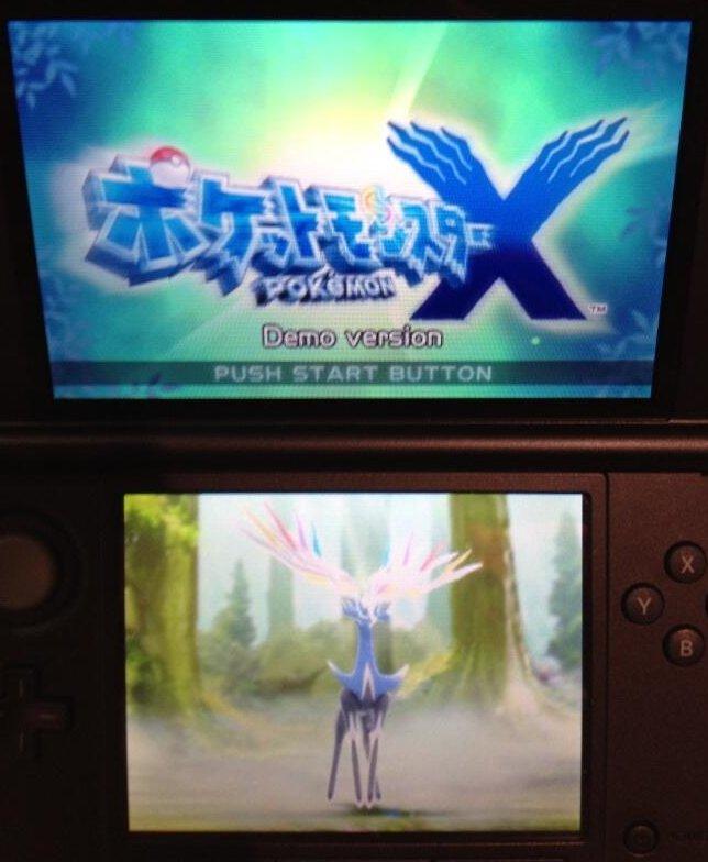 Pokémon X und...
