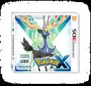 Xerneas | Artwork | Xerneas auf dem Cover von Pokémon X.
