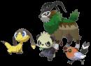 Chevrumm | Artwork | Die vier neuen Pokémon aus Mai 2013 im Überblick.