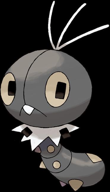 Raupen Pokemon