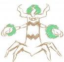 Trombork |  | Zeichnung von Aurotto basierend auf dem Trailer zum 17. Pokémon-Kinofilm. Quelle: Serebii
