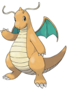 Dragoran |  | Ken Sugimori Artwork von Dragran
