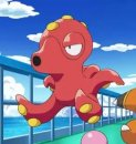 Octillery | TV-Serie | Pocket Monsters BW2 Folge 45
