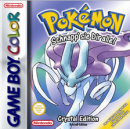 Suicune | Merchandise | Cover der Pokémon Edition Kristall