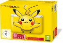 Pikachu | Merchandise | Pikachu-Sonderedition des Nintendo 3DS XL.