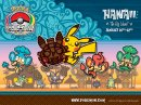 Pikachu | Artwork | Pikachu Artwork bei der World Championships 2012
