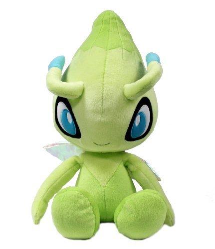 Ein seltener Celebi-Doll im Wert von 12,400¥