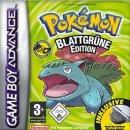 Bisaflor | Merchandise | Cover der Pokémon-Edition Blattgrün