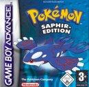 Kyogre | Merchandise | Cover der Pokémon-Edition Saphir