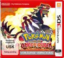 Groudon |  | Eine mögliche Mega-Form von Groudon? Das Cover zu Pokémon Omega Rubin.