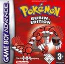 Groudon | Merchandise | Cover der Pokémon-Edition Rubin